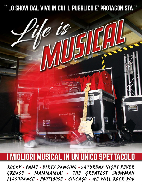 """LIFE IS MUSICAL"" regia di Serio Zafferini"