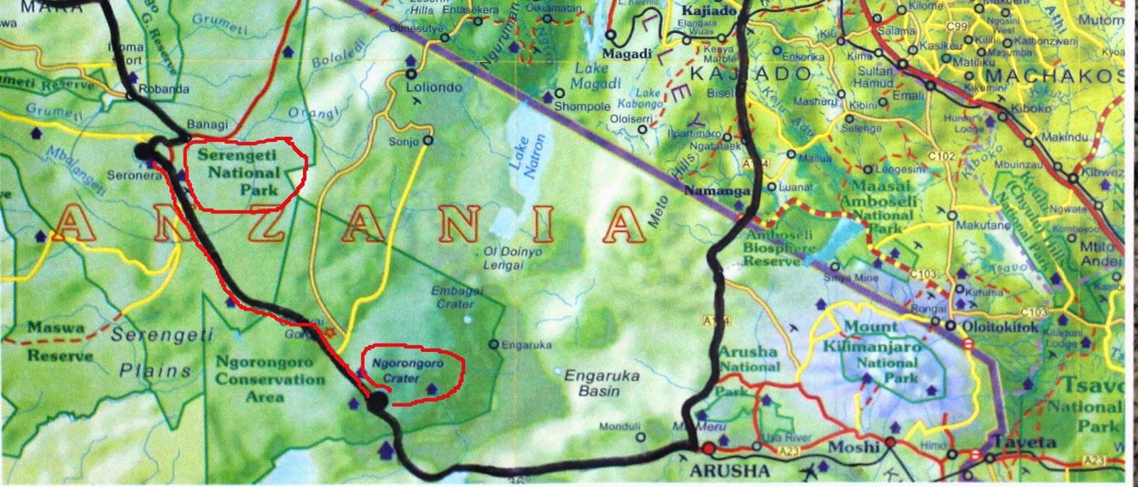 Souvenir Chronicles Africa Ngorongoro Crater Part 1 The Garden Of Eden Tanzania
