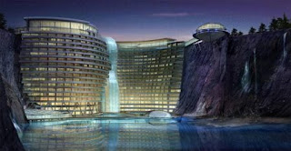 Top Ten Hotels of the Future