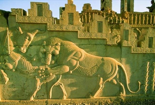 La Construcción de un Imperio: Los Persas (2-14)