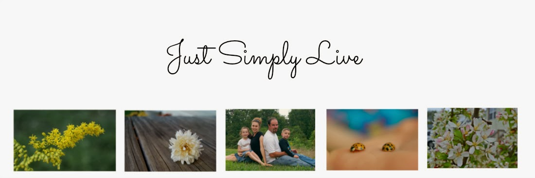 JUST SIMPLY LIVE