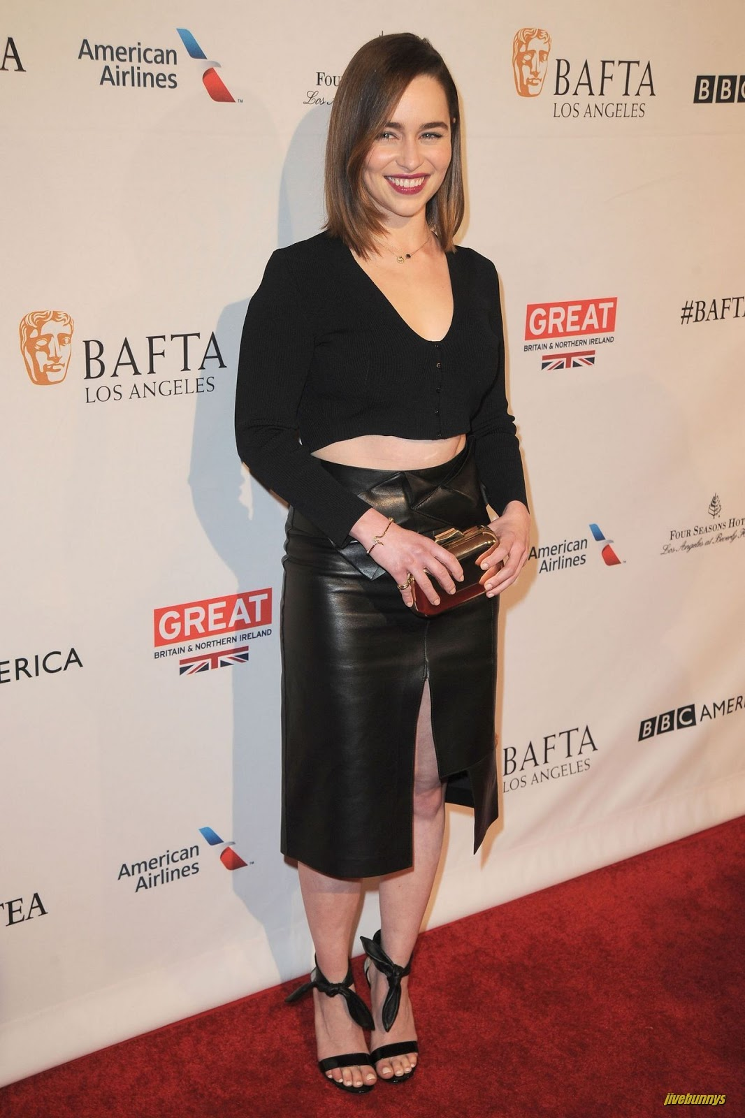 Jivebunnys Female Celebrity Picture Gallery: Emilia Clarke ...