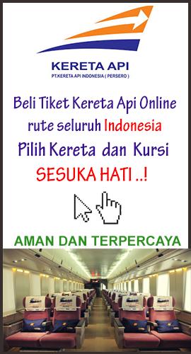 Reservasi Online Tiket KAI