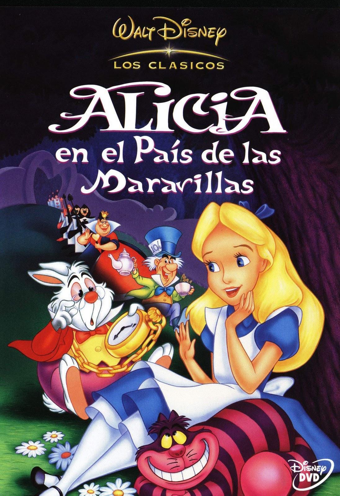 Diario de frank alicia en el pa s de las maravillas disney - Conejo de alicia en el pais de las maravillas ...