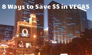 8 Ways to save money in Las Vegas