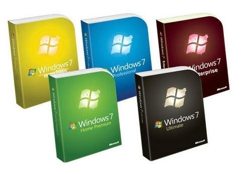 Windows 7 Ultimate SP1 32 Bit