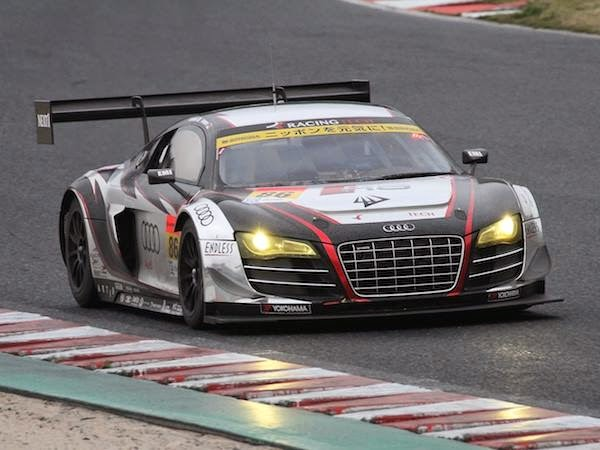 Super GT: GT300 Podium for Audi Team Hitotsuyama and strong debut ...