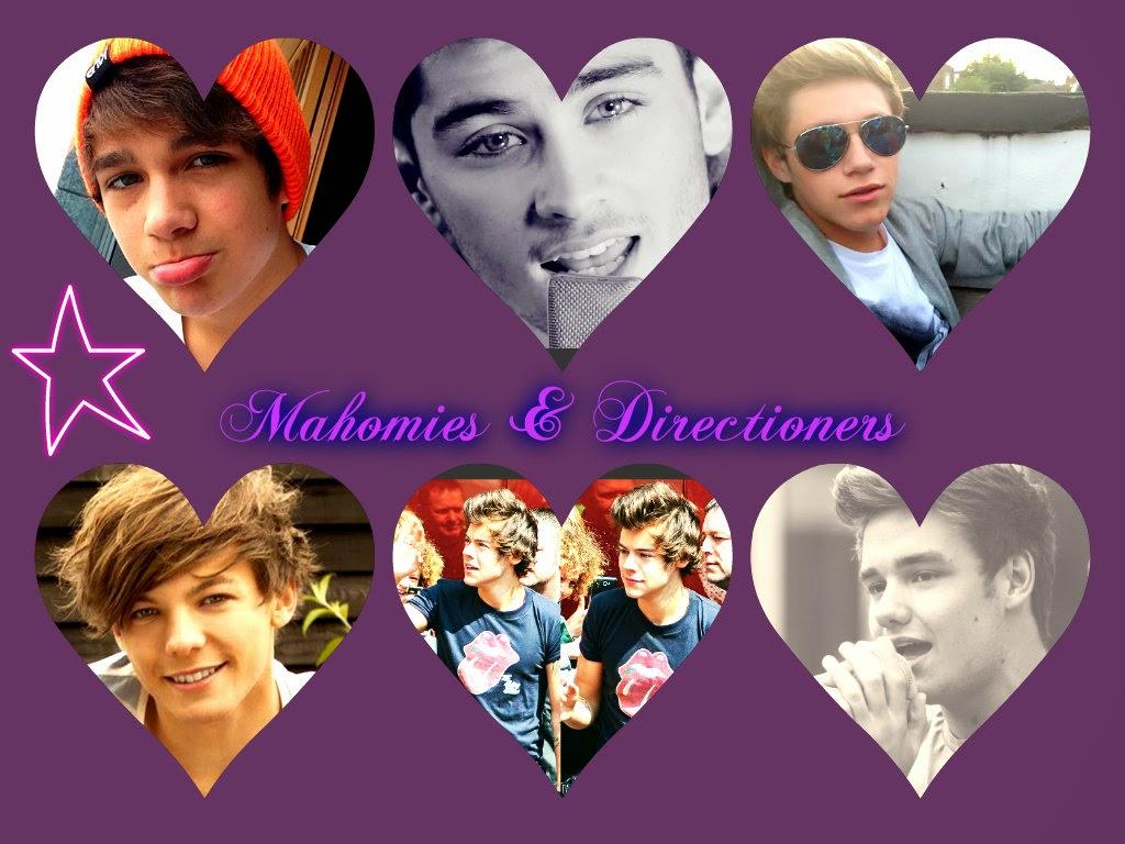 ♥ Mahomies & Directioners ♥