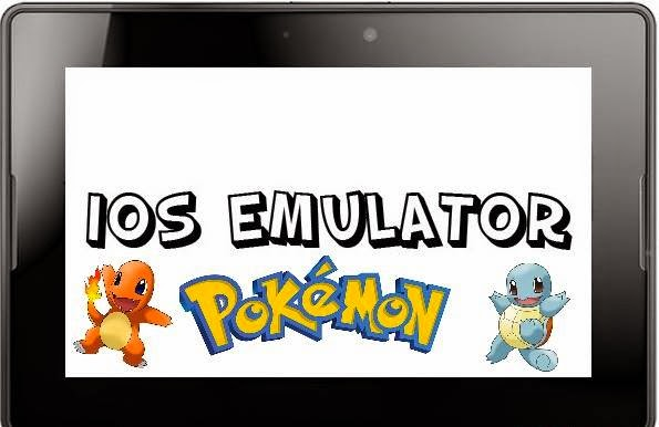 Pokemon Emulator for IOS devices