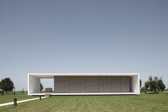 Italian House Architecture Design By Andrea Oliva