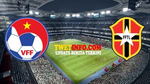 Prediksi Vietnam U16 vs Timor Leste U16 AFF U16 2015