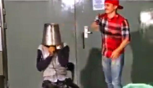 Zain Saidin simbah air ke Nabil Ahmad VIDEO