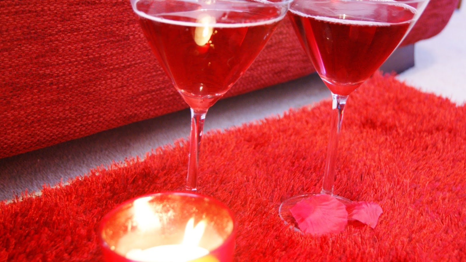 Romantic Valentine's Day Drinks