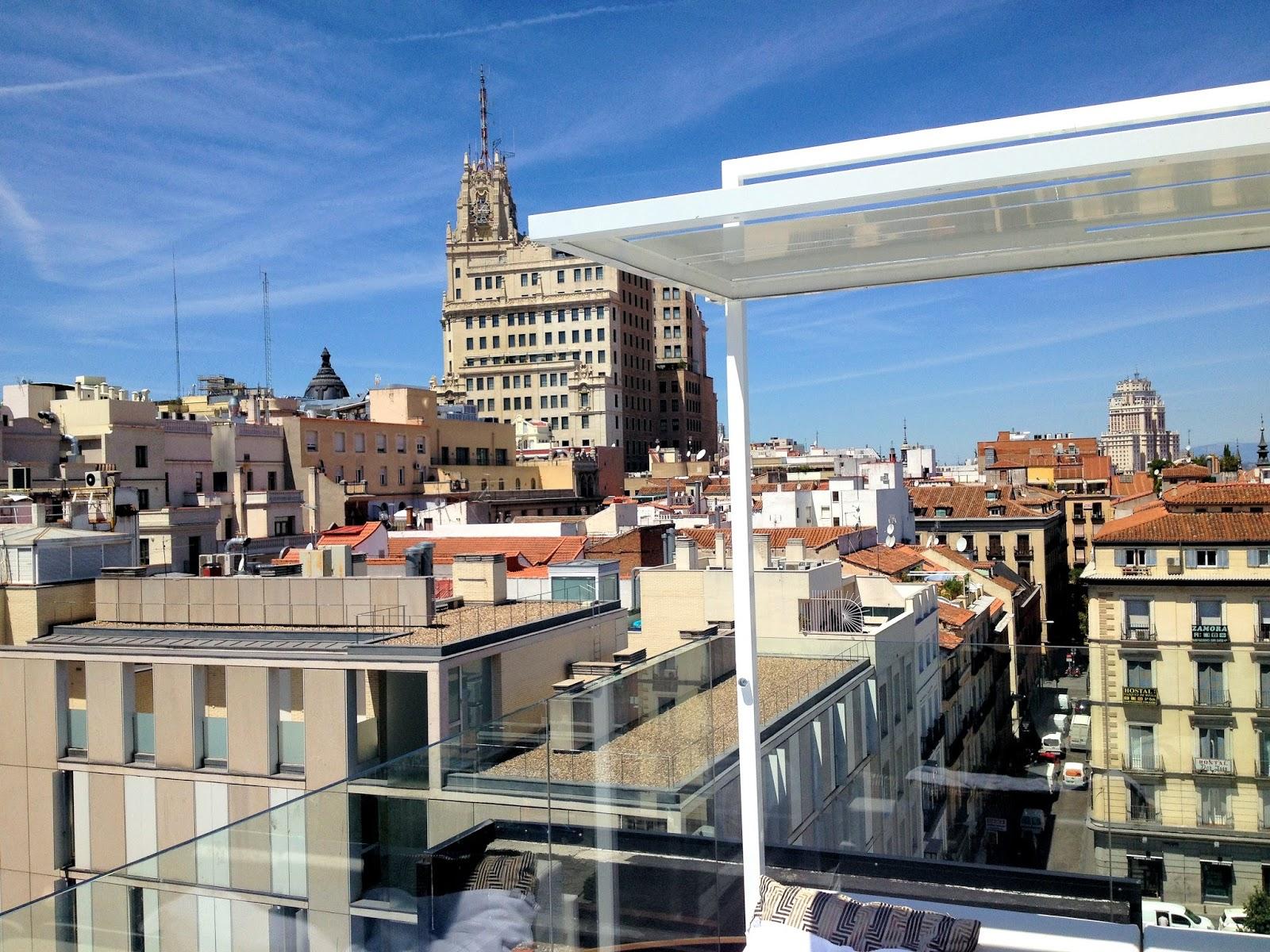 Otium terrazas madrid 2014 iii silencio y glamour en la for Azoteas madrid