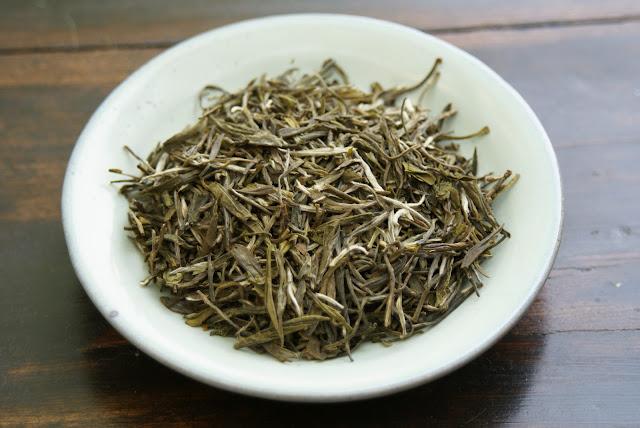 thé blanc, thé vert