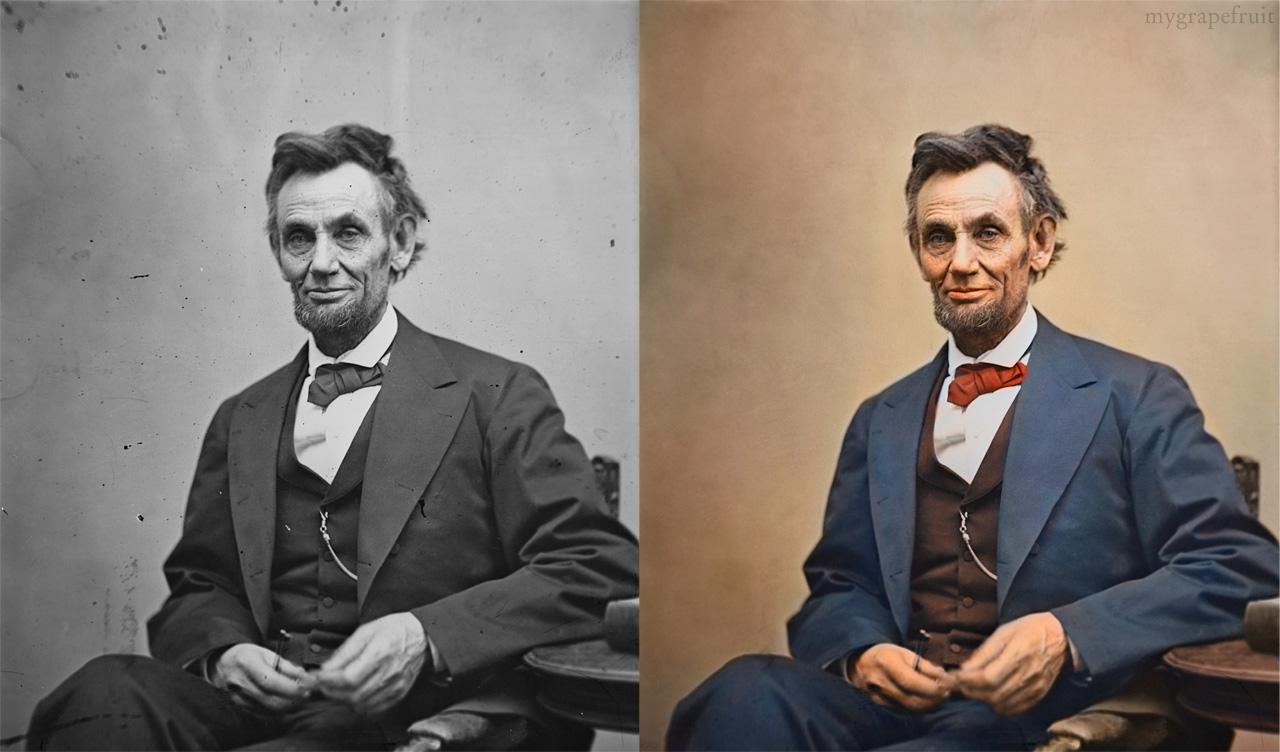 BALUTXILLO: Como colorear fotos antiguas