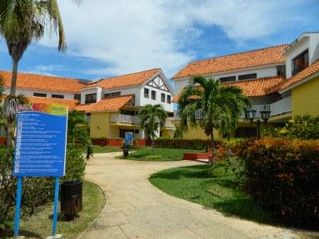 Bungalows del Hotel Breezes Bella Costa en Varadero