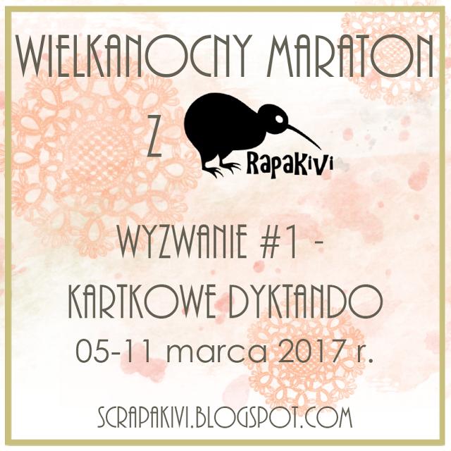 Wielkanocny Maraton Kartkowy