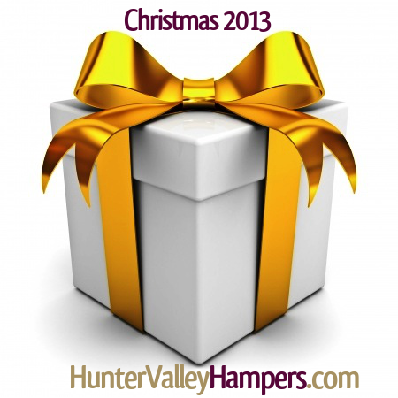 Christmas Gift Box for Gourmet Hampers Australia