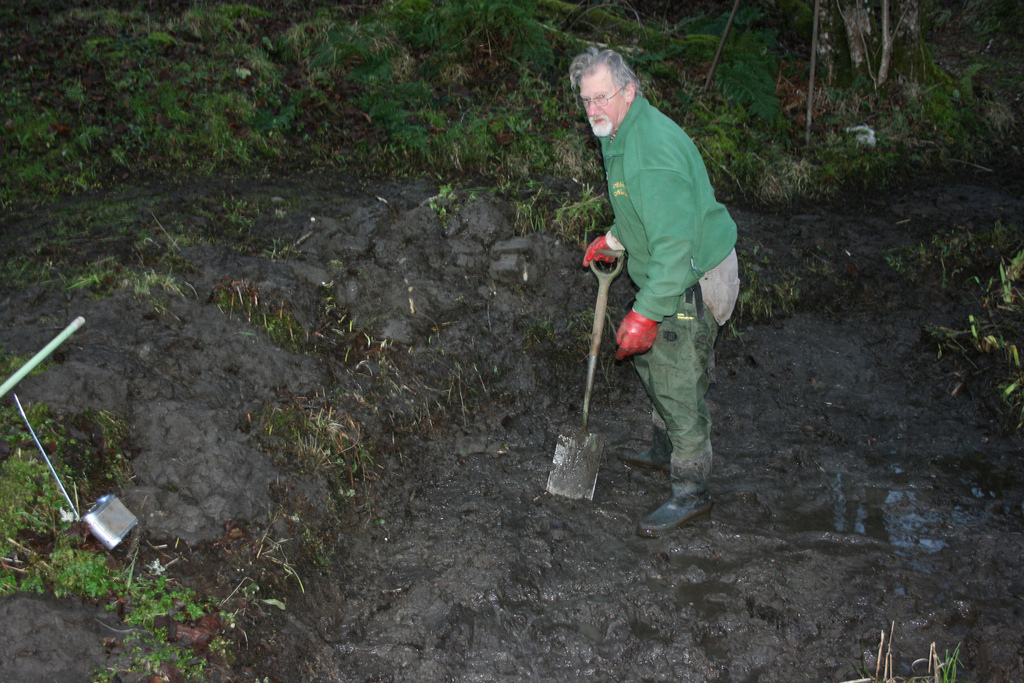 Abriachan Nurseries The Garden On Loch Ness March 2012