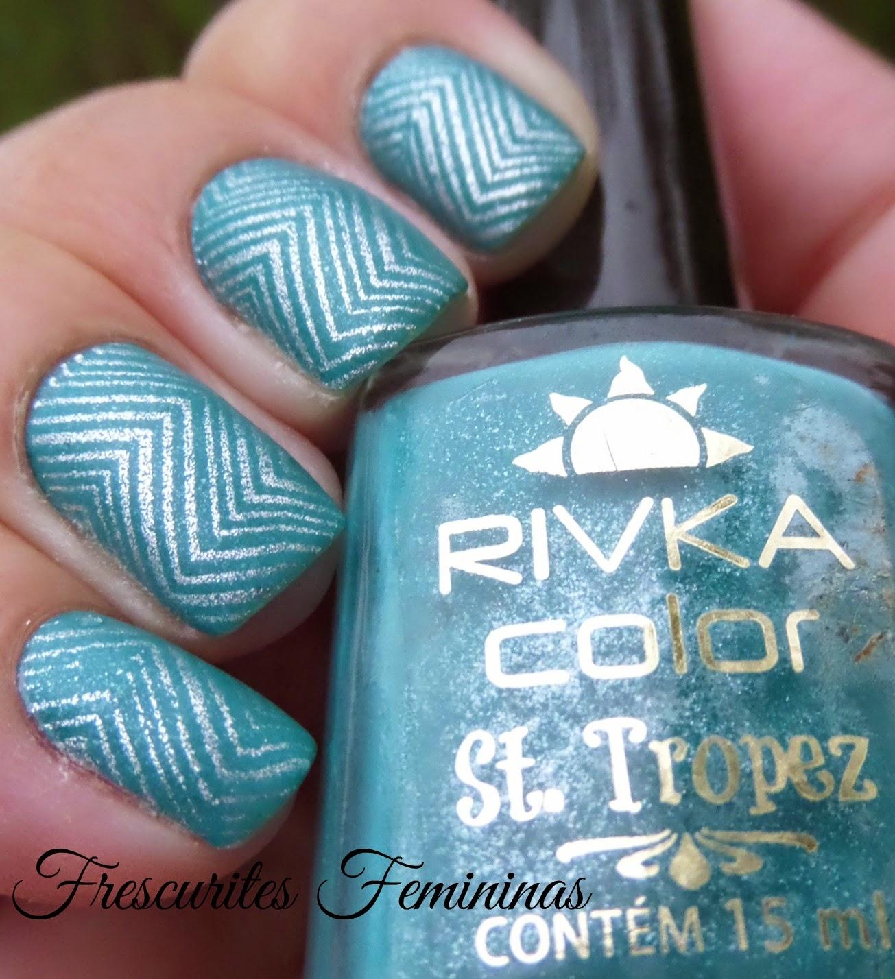 Rivka, Color, Fabi, Frescurites, Femininas, Nail, Polish