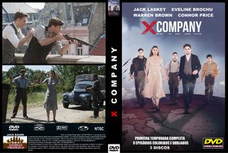 X - COMPANY - PRIMEIRA TEMPORADA COMPLETA