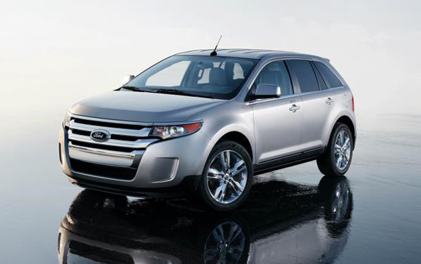 Ford Edge - Crossover premium luxuoso da Ford