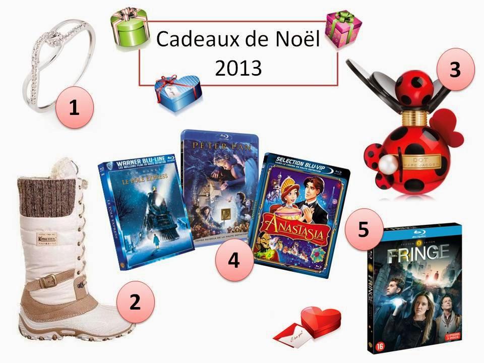 Mes jolis cadeaux de no l 2013 clairemakeupandco - Mes cadeaux de noel ...