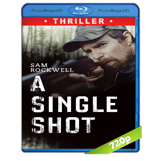 A Single Shot (2013) BrRip 720p Inglés AC3