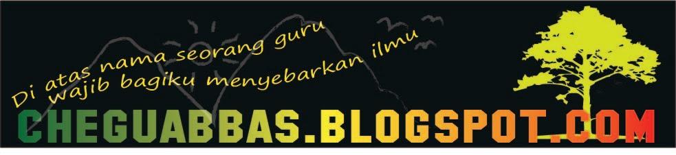 Blog Cikgu Abbas