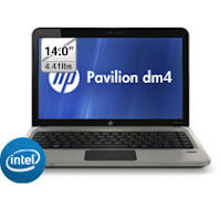 HP Pavilion dm4x Series