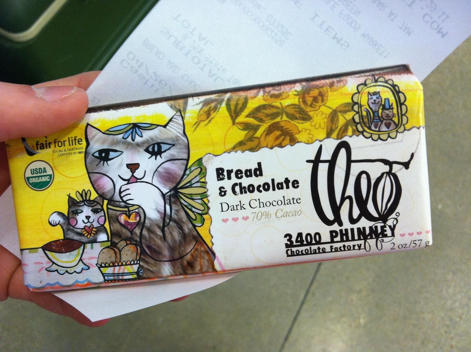 Theo Chocolate Whole Foods