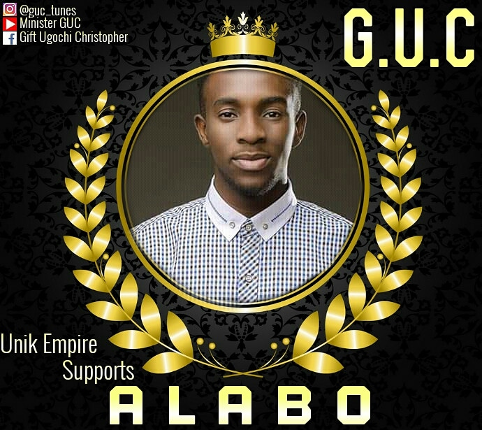 Alabo by GUC out now