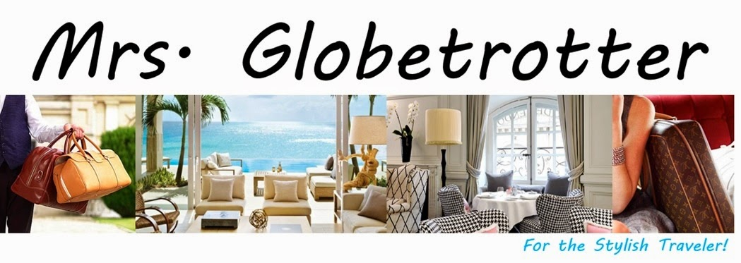 Mrs Globetrotter - Traveling in Style, Travel Tips, Family Travels and Best Boutique Hotels!