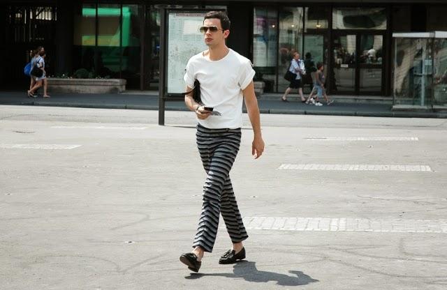 Look Camiseta Blanca Street Style Jak & Jil