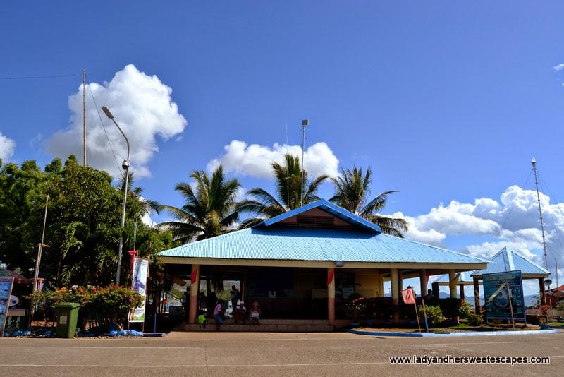 Honda Bay Port in Puerto Princesa