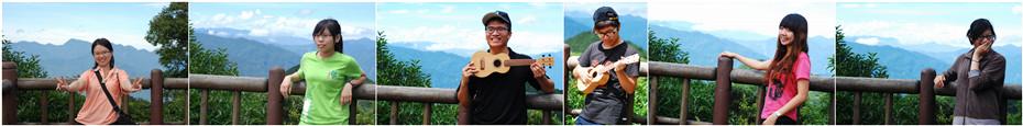 2012林務局國際志工在新竹
