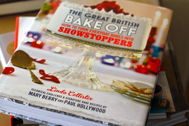 great british bake off, great british bake off cook book