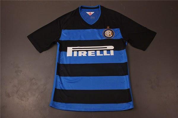 Jersey Grade Ori Inter Milan 2015 2016