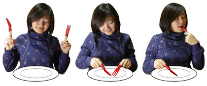 Innovative and Clever Wearable Cutlery (15) 6