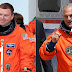 NASA está mentindo sobre viagens espaciais? NASA envia um homem em nave e curiosamente na volta outro homem é visto no lugar do original