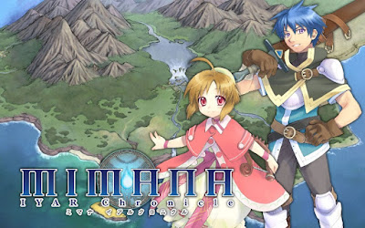 Mimana Iyar Chronicles PSP