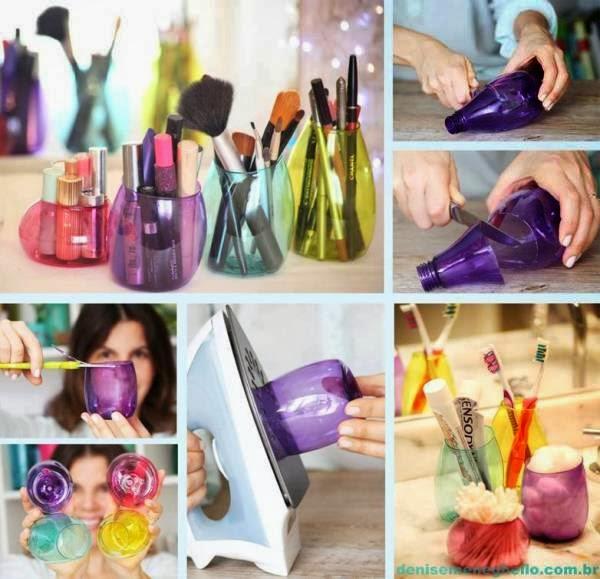 Tutorial To Use Unused Plastic Bottles...