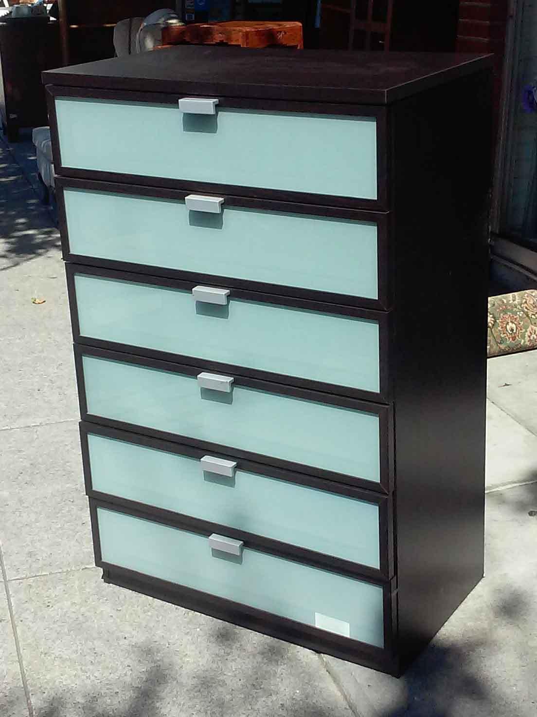 Uhuru Furniture Collectibles Sold Ikea Hopen 6 Drawer Chest 90. Ikea Hopen 4 Drawer Dresser   Trend Dressers Designs