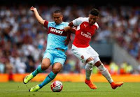 Arsenal vs West Ham United 0-2 Video Gol
