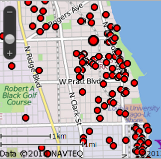 Rogers Park In Words Bed Bugs In Rogers Park Rogers Park - Bed bug infestation map
