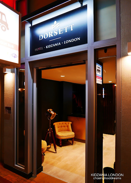 Dorsett City London Hotel