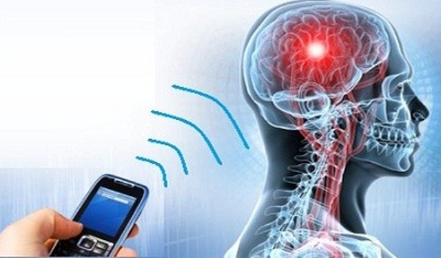 Cell Phone danger and radiation on brain