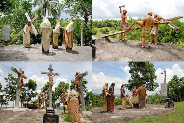 station of the cross albay