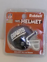 Riddell mini Pocket Chrome Helmet
